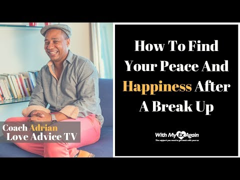 How To Be Happy After A Breakup