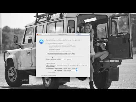 how to stop your mac ask for update?