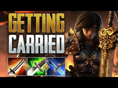 Xxx Mp4 This Sylv Is A God Bellona ADC Gameplay SMITE Conquest 3gp Sex