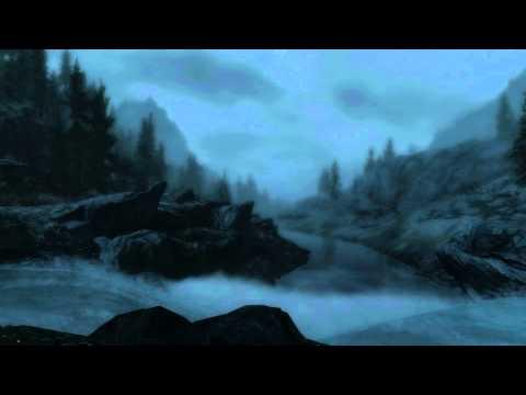 Skyrim is Beautiful -- Time-lapse