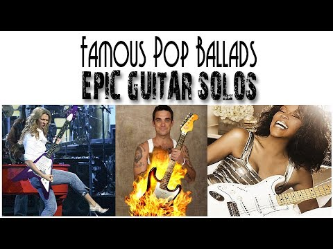 If Famous Pop Songs Had Guitar Solos