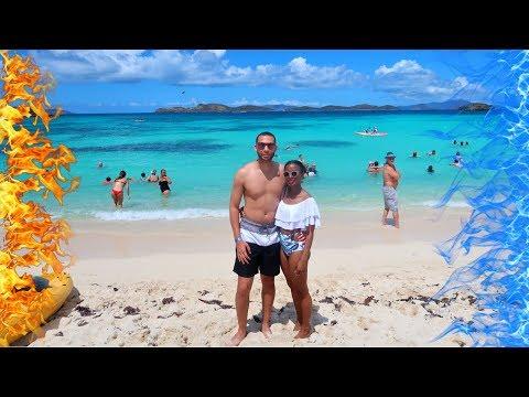 Honeymoon Day 4   Allure of the Seas   St. Thomas 🇻🇮