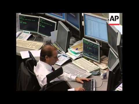 WRAP European markets fall again in early trading; Germany ADDS UK, Israel