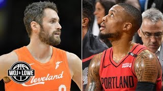 Kevin Love to the Blazers? What if the Clippers don