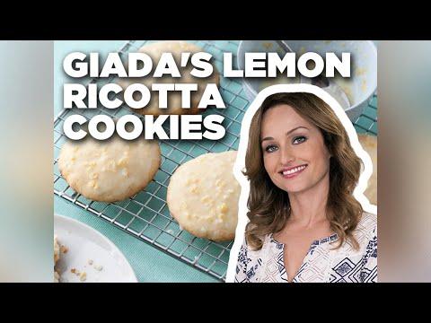 Recipe of the Day: Giada's Fan-Favorite Lemon Ricotta Cookies | Food Network