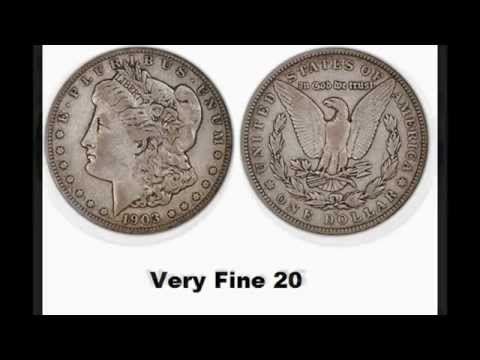 Grading Morgan Dollars by Coin Appraisal and Answers about Rarity