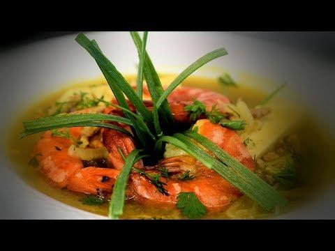 Chinese Shrimp & Tofu Curry Pot (Chinese Style Recipe)