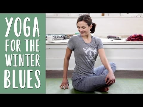 Yoga For the Winter Blues - Yoga for Depression
