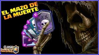 EL MAZO DE LA MUERTE - MAZO MIX #46 - CLASH ROYALE CON ANIKILO