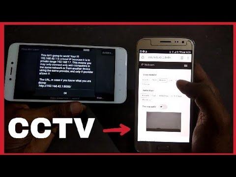Apne mobile ko cctv camera kaise banaye bina internet ke | How to make your mobile cctv camera