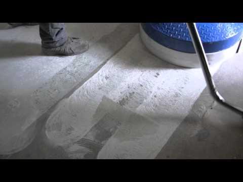 Floor grinder for very fast grinding concrete floor and floor preparation