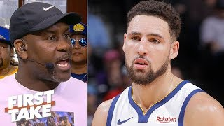 Let me play, or I'm not coming back next year! - Gary Payton's advice to Klay | First Take