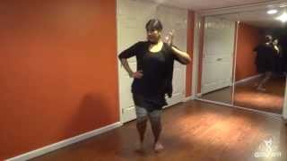 Ishq Haazir Hai - Diljit Dosanjh (Prod Mickey Singh) - Dance - Choreography - Cre8ive Arts