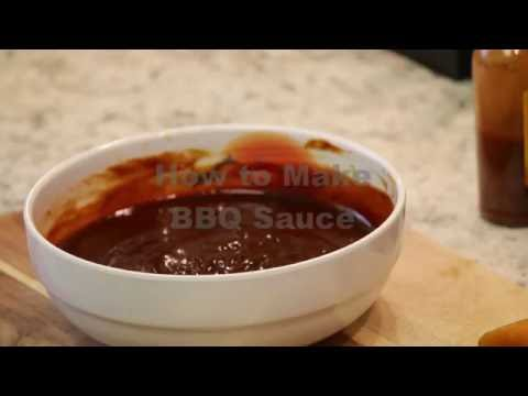 How to make babecue BBQ sauce the easy way