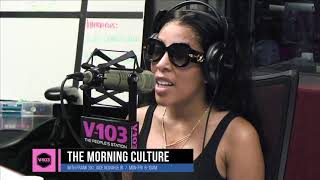 """The Culture Report: K Michelle Says """"Nicole Murphy Disgusts Me!"""""""