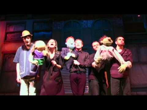 AVENUE Q School Edition: Puppets, Get Your Felt On!