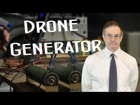 Drone Generator Performance