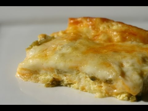 Chile Relleno Casserole - Perfect For Entertaining, Breakfast Or Anytime
