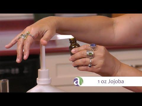Aromatherapy Calm Energy Oil