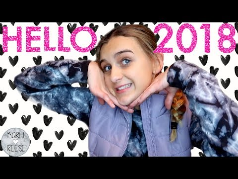2017 FAVORITE MOMENTS & 2018 GOALS FOR THE YEAR!