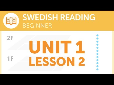 Swedish Reading for Beginners - Reporting a Lost Item at the Station