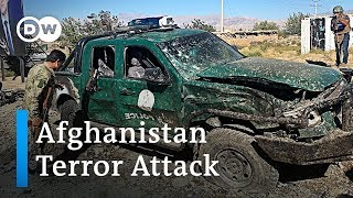 Download Afghanistan: Taliban suicide bombings kill at least 24   DW news Video