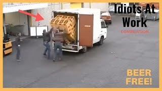 Idiots At Work - Funny Compilation 2019 (EXTREM)