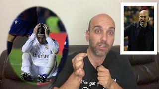 ريال مدريد يخسر أمام ليفانتي .. صدمة بنزيما