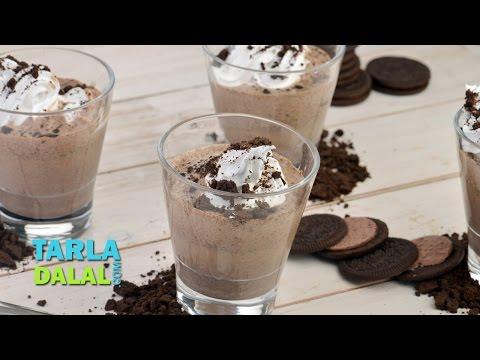Oreo Milkshake Quick And Tasty Oreo Cookies Milkshake Recipe By Tarla
