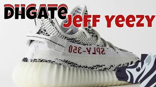 newest 0c798 49ce2 Best Replica Yellow Tint Zebra DHGATE Unboxing (WITH LINK)
