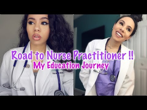 FROM PRE-MED TO NP STUDENT AT 23! GRADES, GPA, CLASSES | EDUCATION JOURNEY.