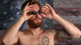 I'm A Blind, Paralympic Gold Medalist Swimmer