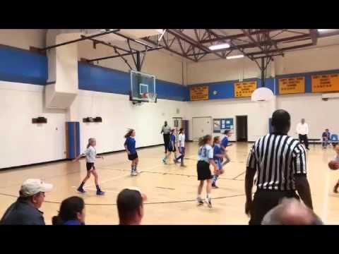 4-5 grade basketball league