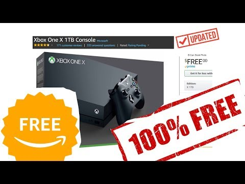 How to get FREE STUFF on Amazon FREE, new still working! *PROOF*
