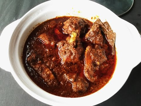 Chicken Korma | Restaurant Style Chicken Curry | Indian Non -veg Recipe - Bengali Recipe