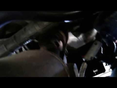 Exhaust Gasket leak manifold flange repair Replacement  2008 saturn vue