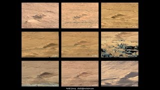 The Pharaoh of Mars, 1331 Angel Numbers, Curiosity Rover