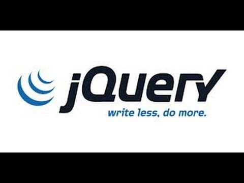jQuery step by step tutorial part-01