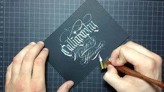 Calligraphy Masters by Theosone - Real Time