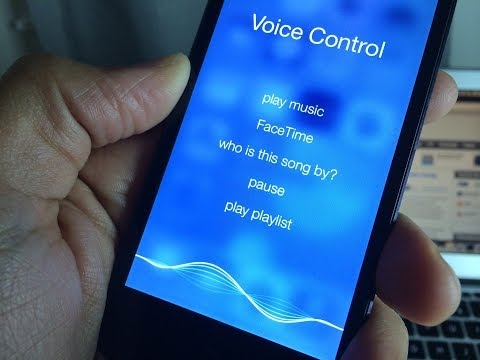 Assistant Unrestrictor: use Voice Control when Siri is not available