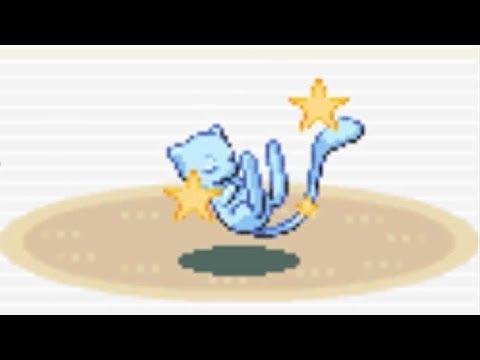 [ISHC #5] LIVE! Shiny Mew after 3,678 RAs!! (Emerald)