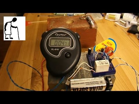 Let's make a Digital Timer or Speed Trap for my Toy Cars - Part 3