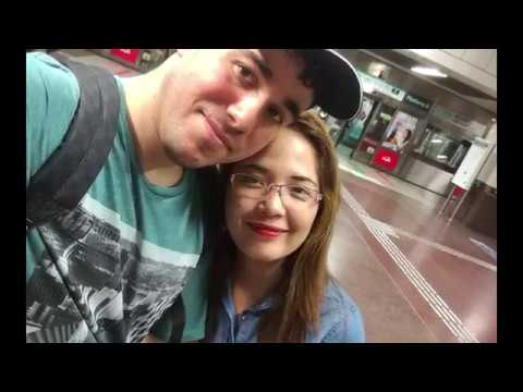 LDR/Long Distance Relationship True Love Story First Meet (British & Filipina) UK to Philippines