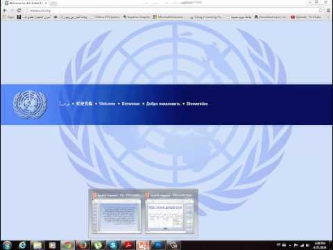 أساسيات الانترنت - بنية عنوان الويب