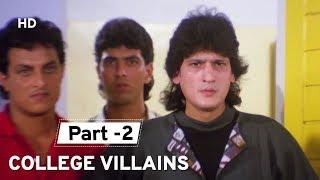 College Students Torched | Dulaara [1994] Govinda | Karisma Kapoor | Ranjeet | Farida | Hindi Movie