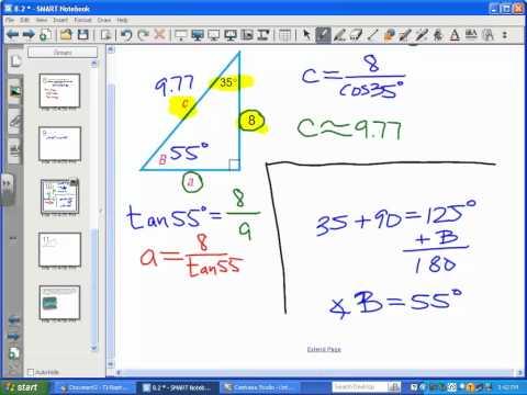 Basic Right Triangle Trigonometry (Part 2).mp4