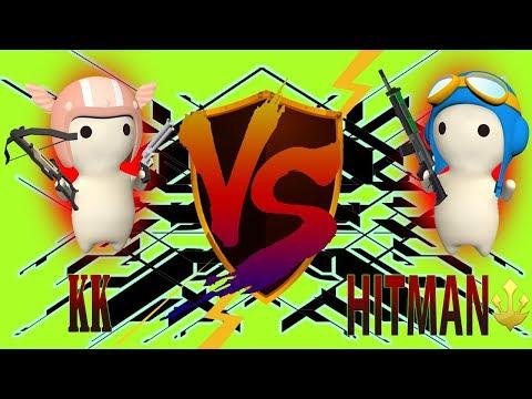 HITMAN VS KK - Death Map [MilkChoco Clan Battle]