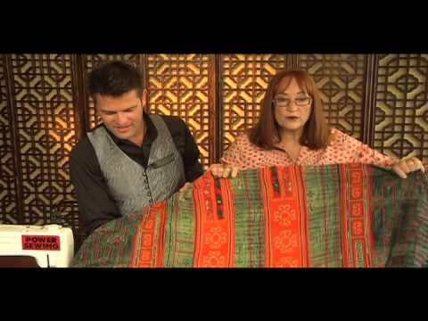 Power Sewing WebTV Preview Episode 36: Making A Duvet Cover