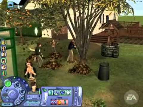 The Sims 2 Seasons Walkthrough Video HD