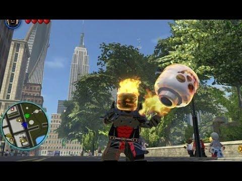 LEGO Marvel Super Heroes - Unlocking Dormammu + Free Roam Gameplay